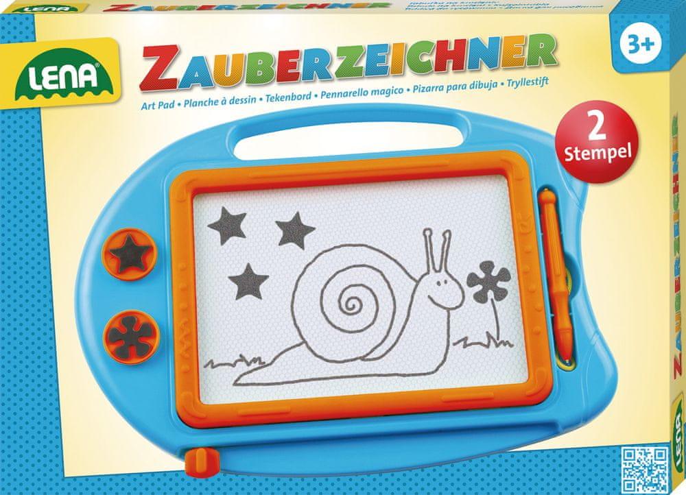 LENA Magnetická tabulka, 20 cm
