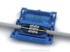 Eleman Kabelová spojka gelová se svorkou na kabely 5x1,5mm SHARK 506 Eleman