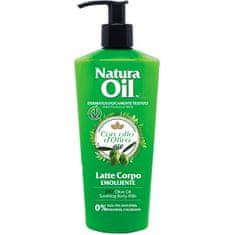 Naní Upokojujúce telové mlieko s olivovým olejom (Soothing Body Milk) 250 ml