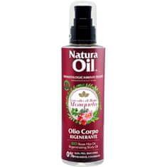 Naní Regeneračný telový olej s ružovým olejom (Regenerating Body Oil) 150 ml