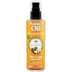 Naní Hydratačný telový olej s makadamiovým olejom ( Hydrating Body Oil) 150 ml
