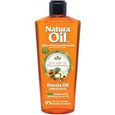 Naní Hydratačný sprchovací olej s makadamiovým olejom ( Hydrating Shower Oil) 250 ml