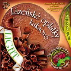Oplatky Poděbrady Lázeňské oplatky - Kakaové Light