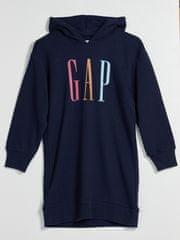 Gap Dětské šaty s logem S