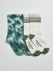 Gap Dětské vysoké ponožky, 2 páry 2-3 YRS