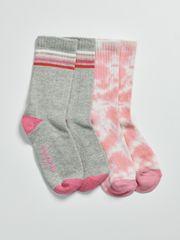 Gap Dětské vysoké ponožky, 2 páry 4-5 YRS