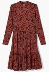 s.Oliver dívčí šaty 401.10.108.20.200.2102870 140 červená