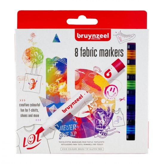 Bruynzeel fixi na textil, 8ks