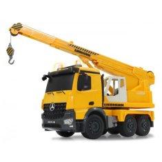 Jamara Tovornjak delovni stroj z žerjavom na daljinsko vodenje Liebherr 1:20