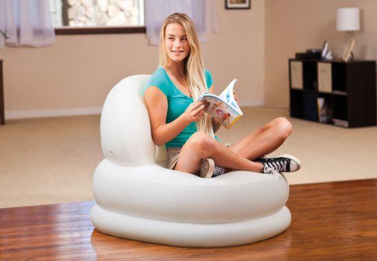 Intex napihljiv stol, 84 x 99 x 76 cm