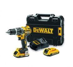 DeWalt DCD796D2 aku príklepový skrutkovač 18V 2x2,0Ah nabíjačka, kufor