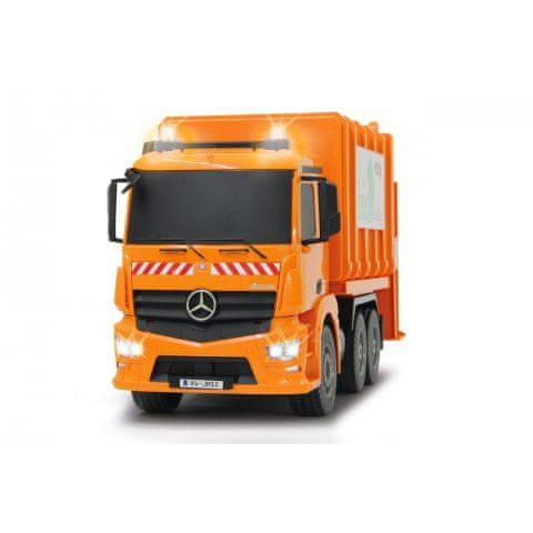 Jamara Smetarski tovornjak Mercedes na daljinsko vodenje 1:20