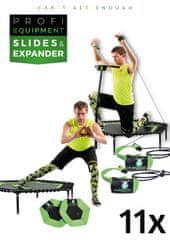 Jumping® Fitness Výhodný balíček FUSION Green