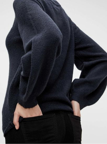 .OBJECT tmavě modrý svetr Eve