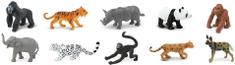 Safari Ltd. tuba - ugrožene vrste - kopnene