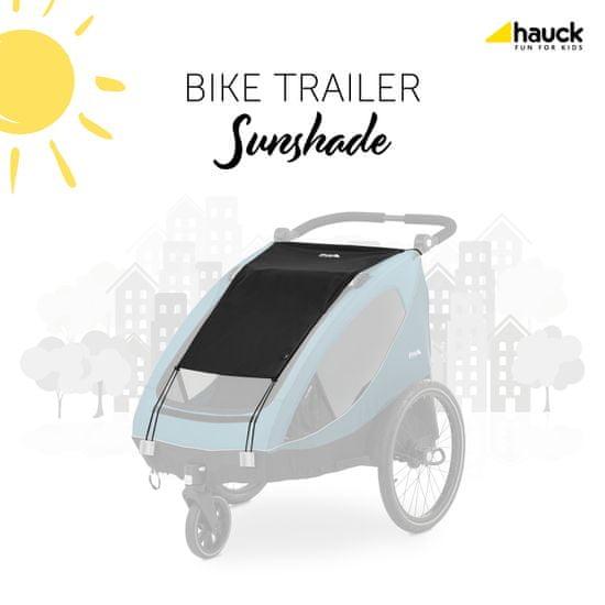 Hauck Bike Trailer – Sunshade black