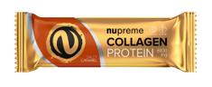 Nupreme Proteinová tyčinka s kolagenem slaný karamel 50g