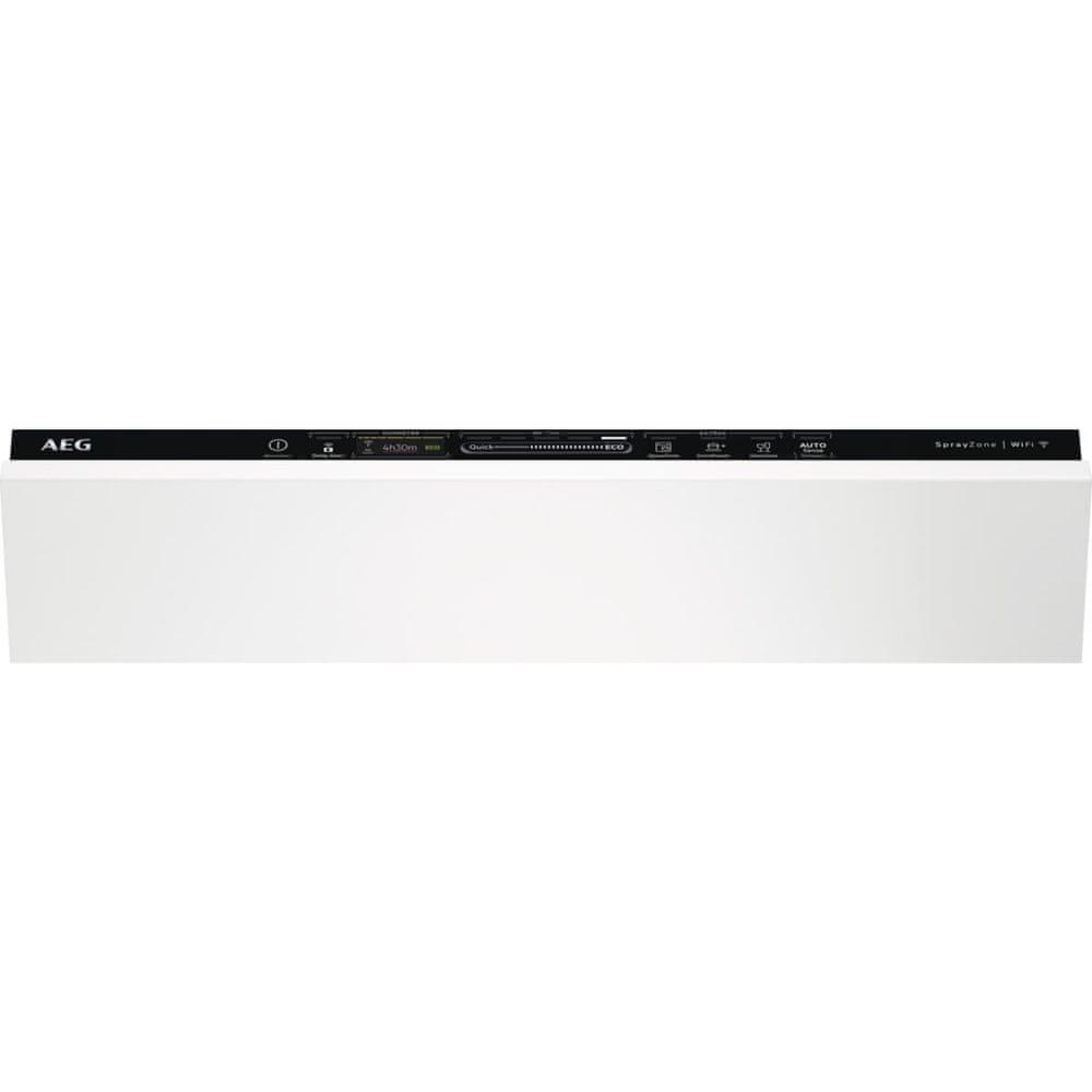 AEG vestavná myčka nádobí Mastery MaxiFlex FSK93718P