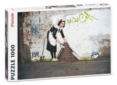 Piatnik Banksy - Maid 1000 elementów