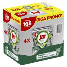 Jar Platinum Kapsle Do Automatické Myčky Nádobí Vše V Jednom Lemon, 168 Ks