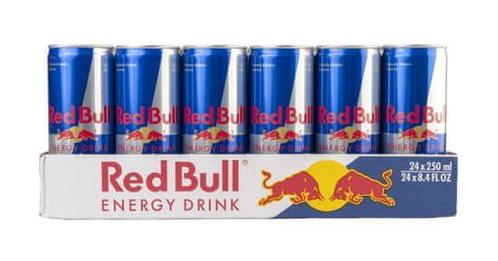 RedBull Energy Drink energijska pijača, karton, 24 x 250 ml