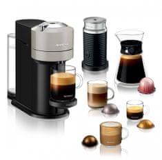 KRUPS kávovar na kapsle XN911B10 Nespresso Vertuo Next & Aeroccino