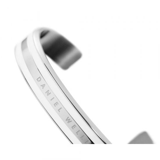 Daniel Wellington CLASSIC BRACELET WHITE - large DW00400006