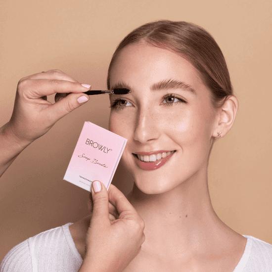 BROWLY Mydlo na obočie Soap Booster – Transparent 15g