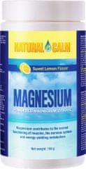 Magnezium NATURAL CALM citrát horčíka - sladký citrón 150g