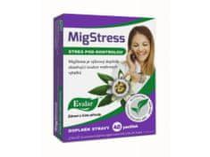 Evalar MigStress doplněk stravy, stres pod kontrolou 40 pastilek