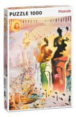 Piatnik puzzle S. Dali - El Torero 1000 elementów