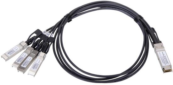 MaxLink DAC SFP kábel ML-DAC40G4SFP+2, 40G, 2m