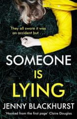 Someone Is Lying (Kniha)