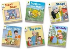Oxford Reading Tree: Level 1 More A Decode and Develop Pack of 6