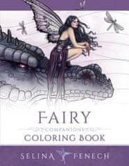 Fairy Companions Coloring Book