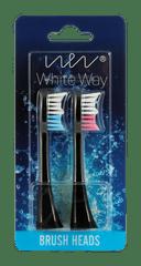 Biotter WW-Sonic Výměnné hlavice 2ks černé