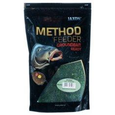 Jaxon Krmivo Method Feeder Jaxon 750g lieň, karas