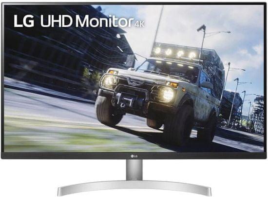 LG 32UN500-W VA UHD monitor