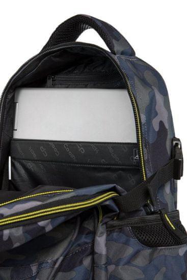 CoolPack Školní batoh Factor Red indian