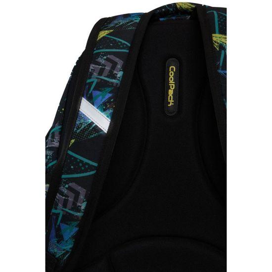 CoolPack Školní batoh Break Palms tangle