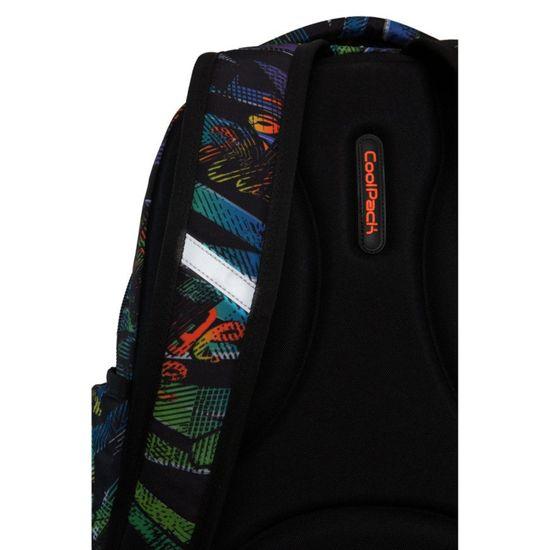 CoolPack Školní batoh Break Grunge time