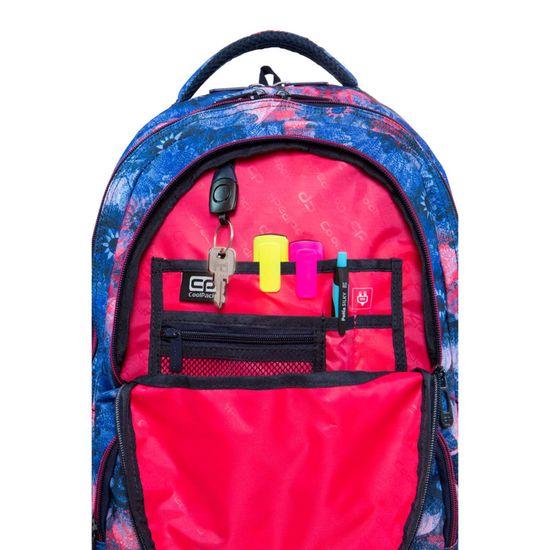 CoolPack Školní batoh Spiner Pink magnolia