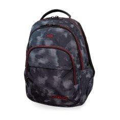 CoolPack Školní batoh Basic plus Misty red