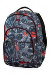 CoolPack Školní batoh Basic plus Red indian