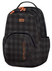 CoolPack Školní batoh Smash Black & Orange