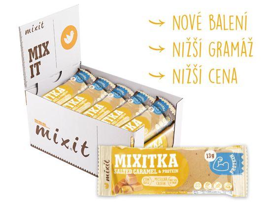 Mixit Mixitka bez lepku - Slaný karamel