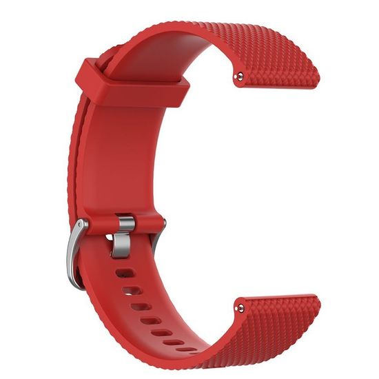 BStrap Samsung Gear S3 Silicone Land remienok, Red