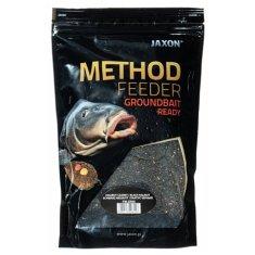 Jaxon Krmivo Method Feeder Jaxon 750g halibut black