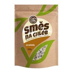 MKM Pack Low carb zmes na chlieb so semienkami 250 g