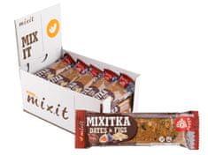 Mixit Mixit ka bez lepku - Ďatle + Figy (Varianta 20 ks)